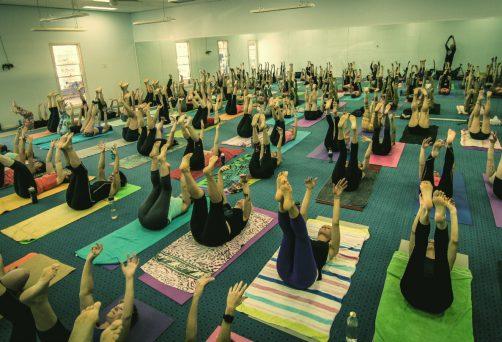 Yoga Bodhi BATH SUN 31st July  @10:00am-12:30pm