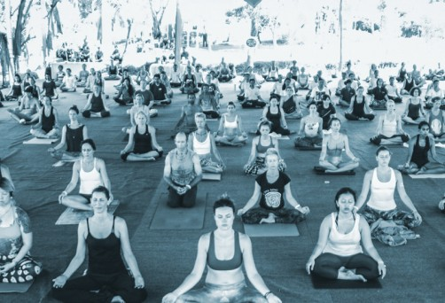 SPECIAL YOGA – PORTOBELLO DOCK FRI AUG 5th @ 19:00